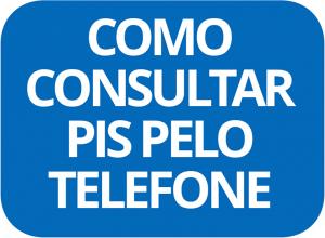 Como Consultar PIS pelo Telefone