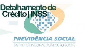 Detalhamento de Crédito INSS 2018