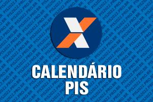 Calendário PIS 2022